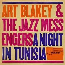 art blakey -a night in tunisia